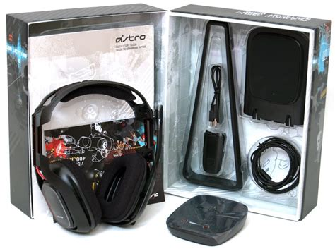 Astro A50 Multi-Format Wireless Gaming Headset Review