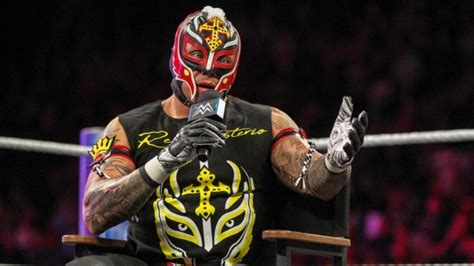 WWE tried to get Rey Mysterio to pull out of Chris Jericho