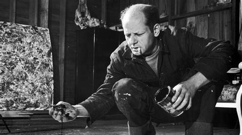 Red, Black, and Silver' Just May Be Jackson Pollock's Last