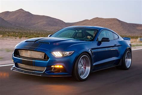 Shelby Unveils Widebody Super Snake Concept » AutoGuide