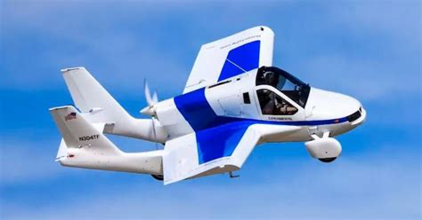 Terrafugia Transition Roadable Flying Car Specs and Price
