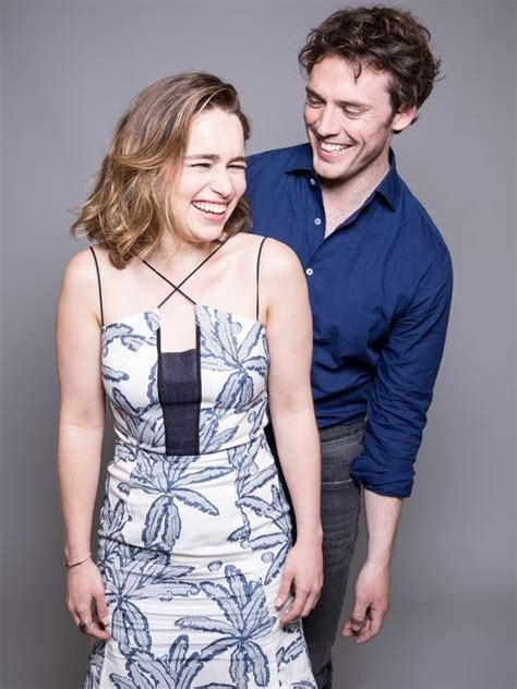 'Me Before You' stars on pranks, 'Thrones' spoilers