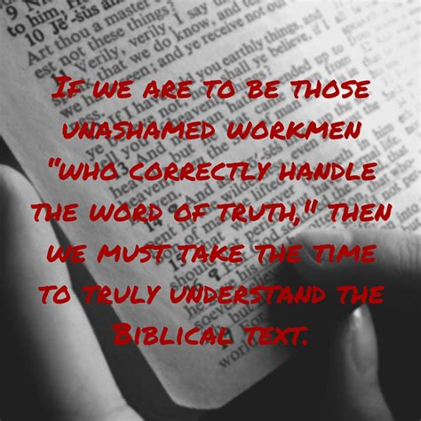 What is good biblical exegesis?
