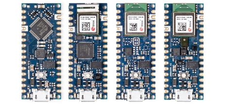 The All New Arduino Nano Boards Launched at Maker Faire