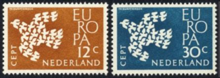 Dove Postage Stamps