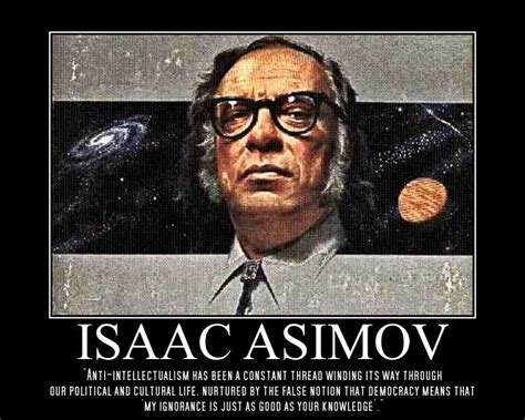 Isaac Asimov On Science Quotes
