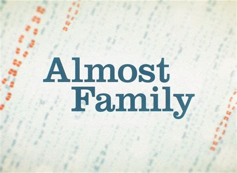 Almost Family TV Show Air Dates & Track Episodes - Next