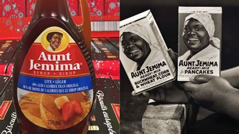 Aunt Jemima brand to change name and remove image from
