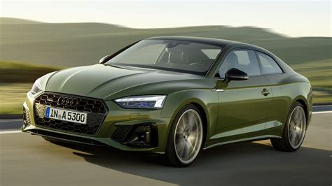 2020 Audi A5 Coupe Edition One - Wallpapers and HD Images
