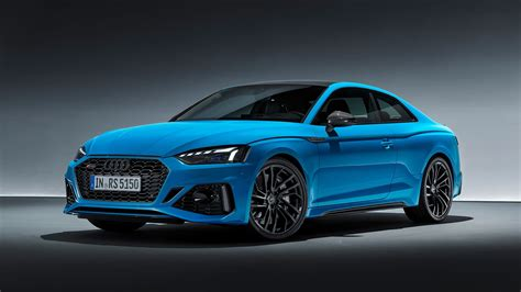 2021 Audi RS5 Coupe and RS5 Sportback Revealed