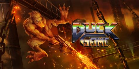 Duck Game | Nintendo Switch download software | Games