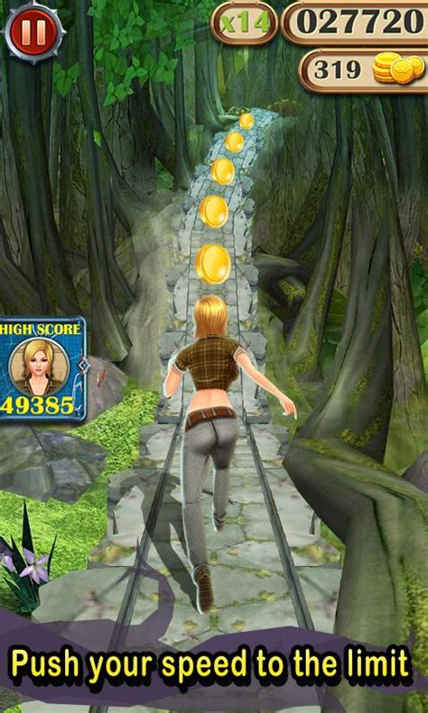 Jungle Run for Android - APK Download