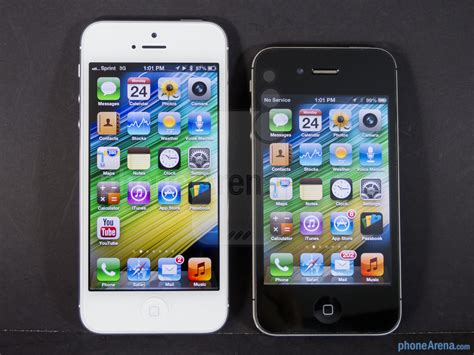 Apple iPhone 5 vs Apple iPhone 4S - Call quality, battery