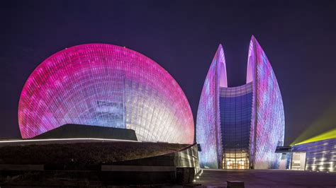 The Finalists of the WAF World Architecture Festival