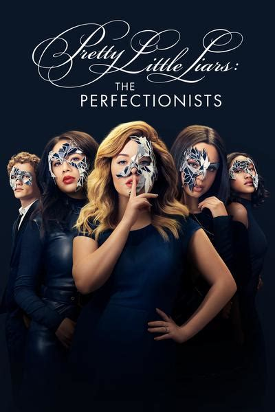 Watch Pretty Little Liars: The Perfectionists Streaming