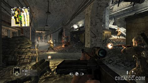 Call of Duty: World at War - Map Pack 1 Hands-On