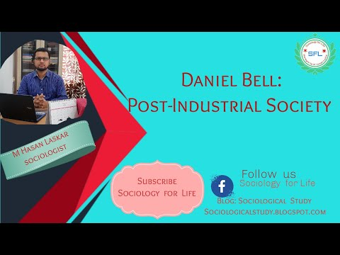 The Information Society as Post-Industrial Society | Flickr