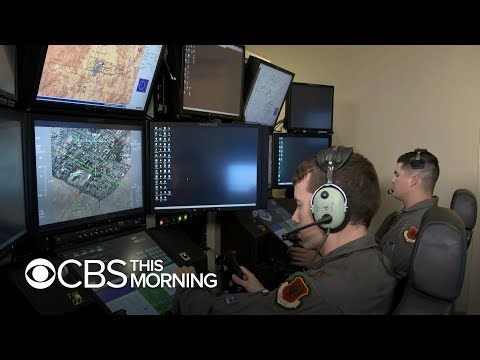 Unmanned, Remote Control Jet Fighters By 2030