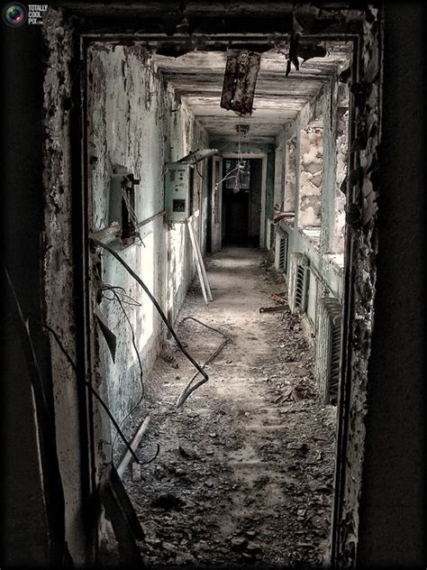 Abandoned places: Chernobyl, today