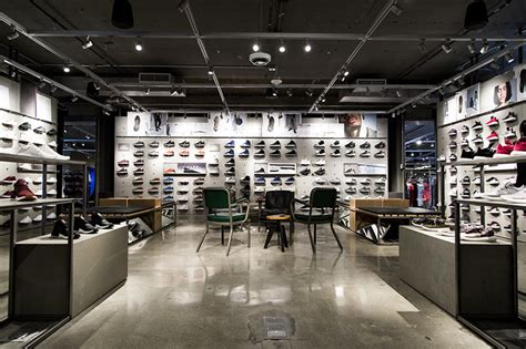 """A Look Inside adidas' """"Stadium"""" Flagship Store in NYC"""