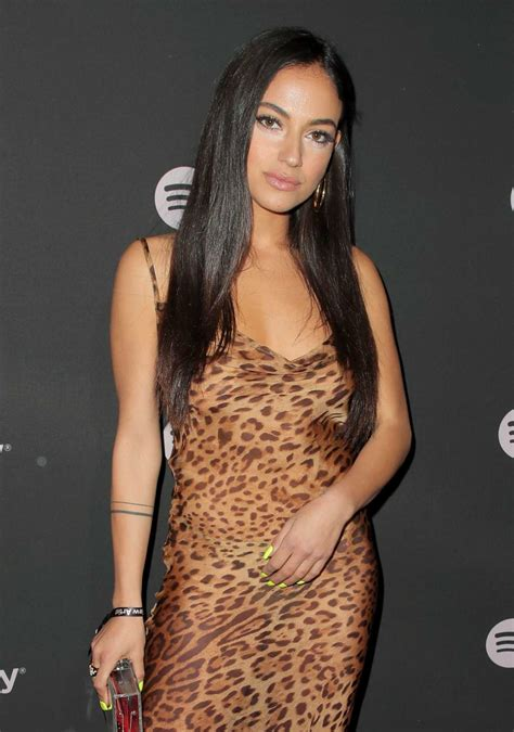 Inanna Sarkis Attends Spotify Best New Artist 2019 Event