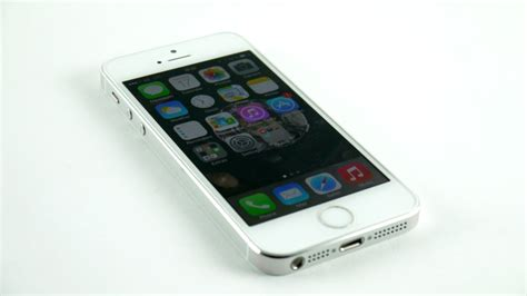 iPhone 5S review: Page 3   TechRadar