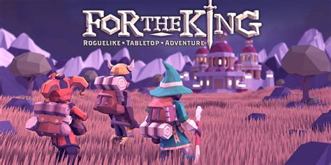 For The King | Nintendo Switch | Games | Nintendo