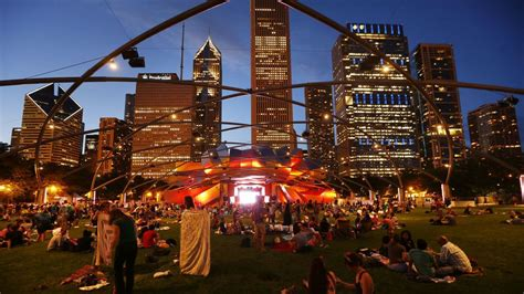 First look at summer 2019 in Millennium Park: Concerts
