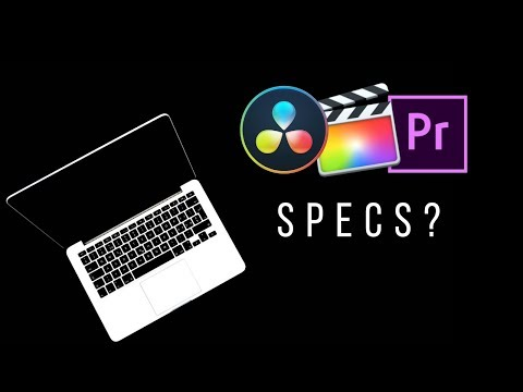 Davinci Resolve System Requirements | My New Laptop