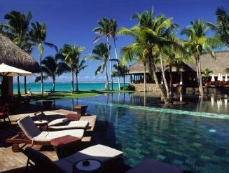 Mauritius offers a variety of stunning hotels on the