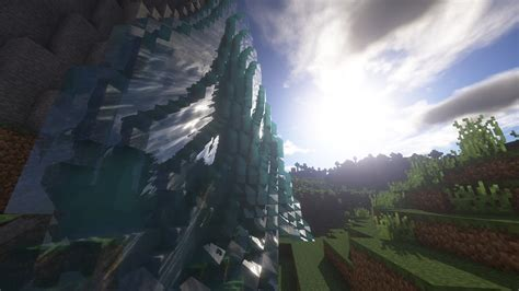 Sonic Ether's Unbelievable Shaders Mod for Minecraft 1