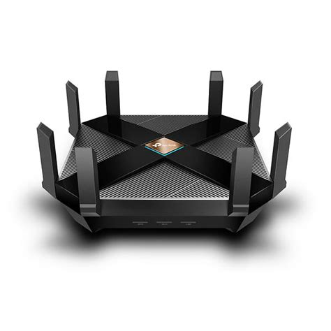 TEST: TP-link Archer AX6000 – mycket stabil Wifi 6-router