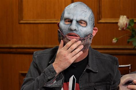 Corey Taylor Goes In-Depth on Slipknot With Larry King