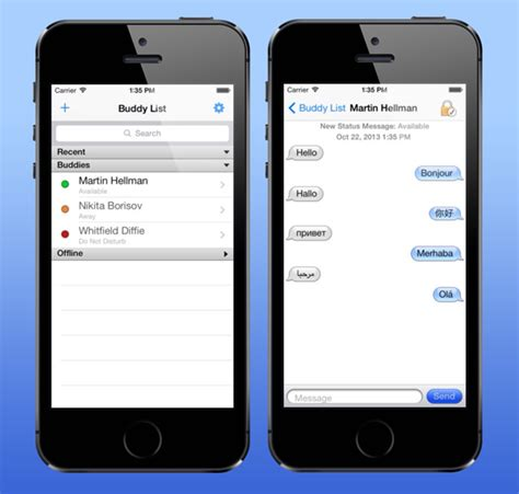 Best Free Encrypted Messaging Apps For iPhone [List
