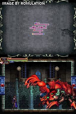 Castlevania - Order of Ecclesia (USA) NDS / Nintendo DS