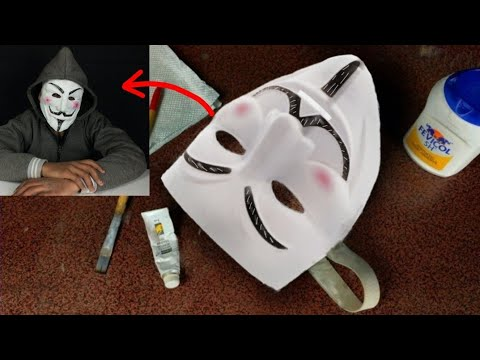 The Incredible Irony Of The 'Anonymous' Mask – Sick Chirpse