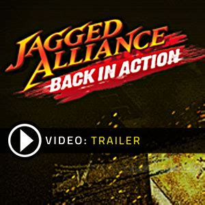 Buy Jagged Alliance Back in Action cd key compare price