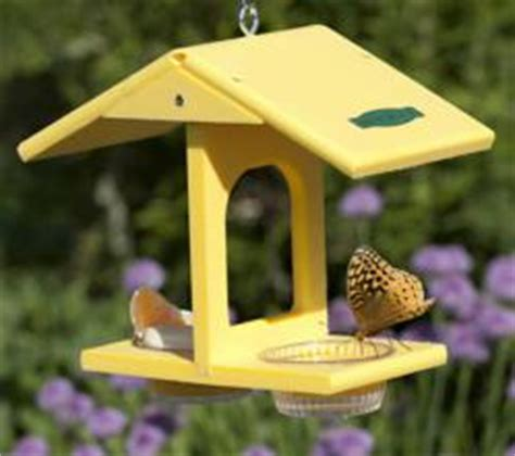 The Eco Butterfly Feeder, New at Duncraft!