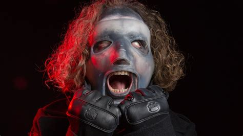 """Corey Taylor On His New Slipknot Mask: """"I Wanted To F*ck"""