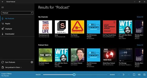 Download the best podcast software for Windows PCs