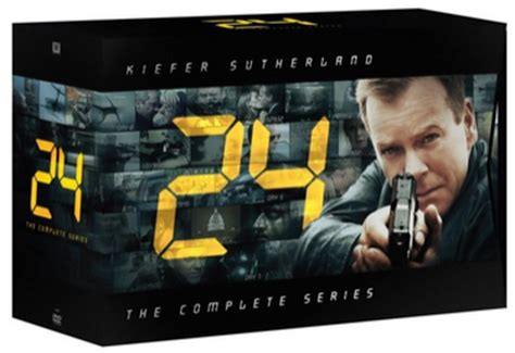 Episode 1   24   US TV Series on DVD   Personal Reviews