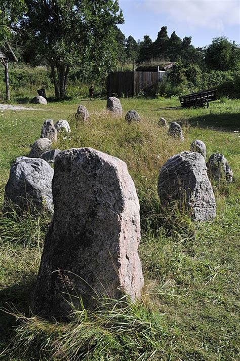 A Whiter Shade of Pale: Gotland 3