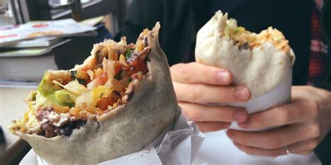 Fast-Food Face Off: Which Chain Makes The Best Burrito