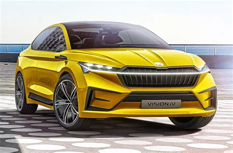 New Skoda electric SUV to be called Enyaq | Autocar