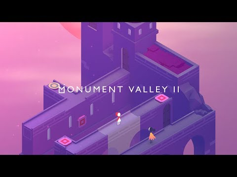 Monument Valley 2 Launches Exclusively on iPhone and iPad
