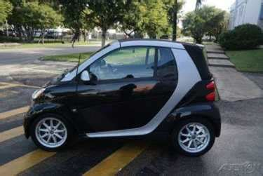 2008 Smart fortwo Passion Black for sale craigslist – Used