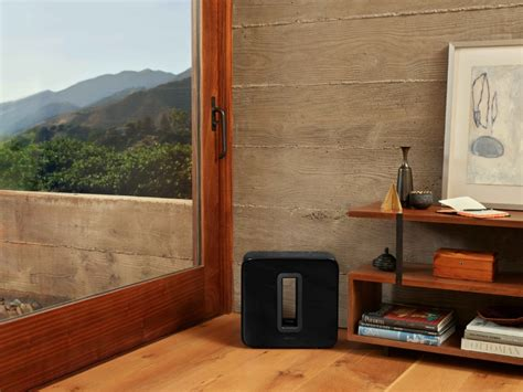 Sonos Arc and new Subs and Sonos Five: specs, design