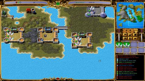 Download Warlords III: Reign of Heroes (Windows) - My